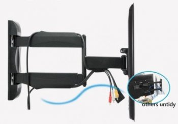 Suport pentru televizor cu braț articulat Northbayou SP-500
