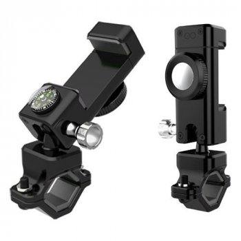 Suport fix pentru telefon mobil pentru ghidon HS-Q003